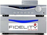 L'ensemble Audia FLS1 & FLS4 sur Fidelity On Line